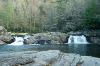 Early Morning Upper Linville Falls
